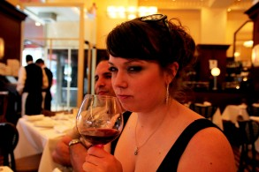 August 2011, Artisanal Bistro, New York